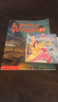 Worlds of Wonder and Fairy-Tale Tunes books