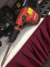 Black and red  hilti te - 500  Temple Hills, 20748