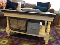 Coffee Table Vintage/Weathered/Anthropologie Arlington, 22206