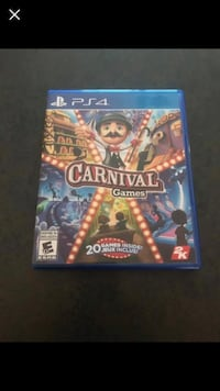 Carnival Games PS4  Châteauguay, J6J