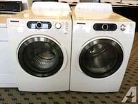 white front-load washer and dryer set Perris