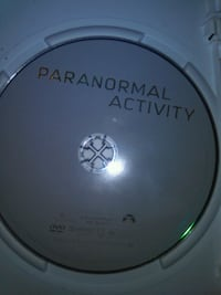 Paranormal Activity 1 and 2 Purvis, 39475