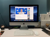 Silver imac with magic keyboard and mouse Coxsackie, 12051