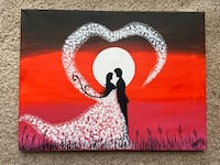 "Original hand made Canvas painting 12""*16"".."