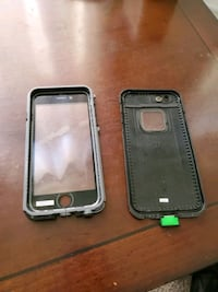 black and gray iPhone case Fairfax, 22033