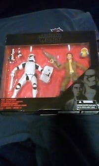 Star wars black series 6inch 2 pack Virginia Beach, 23464