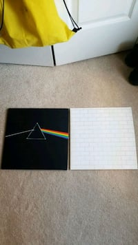 Vinyl Pink Floyd The Wall/Dark Side of the Moon Centreville, 20120