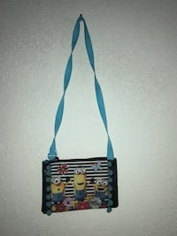 Minion purse Houston, 77078