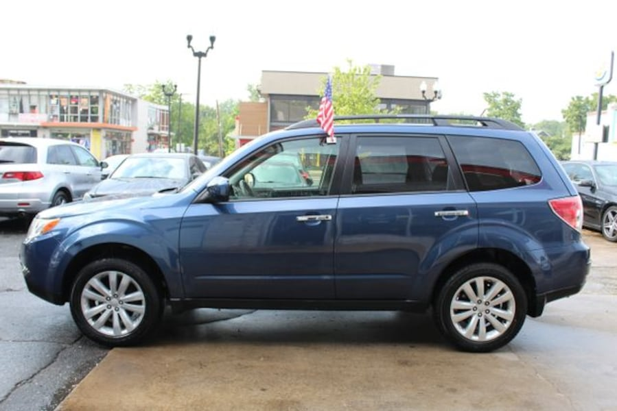 2011 Subaru Forester for sale 5