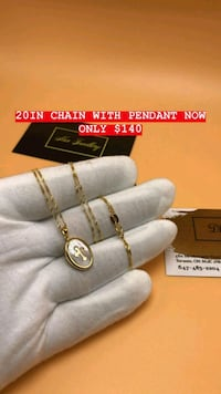 10K REAL GOLD SET. CHRISTMAS SPECIAL  Toronto, M1K 1N8