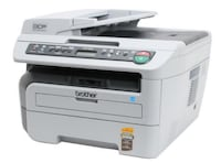 brother DCP-7040 Monochrome Laser Multi-Function C Silver Spring