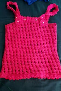 pink and white knitted textile Edmonton, T5E 1C3