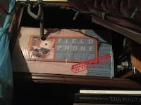 Spirit of St. Louis phone, radio, CD player - (several items) Harpers Ferry, 25425