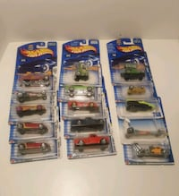Hot Wheels assorted lot of 48