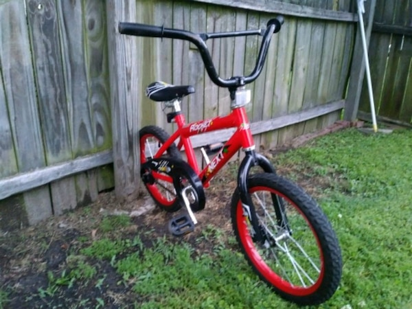 """Child's """"NEXT ROCKET"""" 16in. Bicycle"""