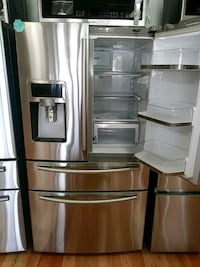 SAMSUNG STAINLESS FRENCH 4DOOR Ontario, 91762