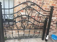 Queen bed only no mattress  Baton Rouge, 70817