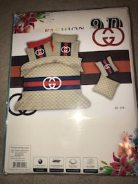 Gucci Queen Bed Set Brampton, L6X