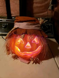 Jack'O'Lantern, Fiber Optic Vaughan