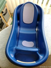 baby's blue plastic bather Silver Spring, 20910