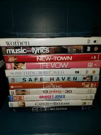 DvD's (11 total)