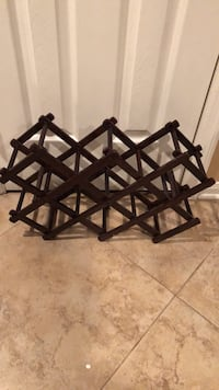 Accordion wine rack Katy, 77450