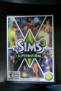 The Sims 3 Supernatural Wescosville, 18106