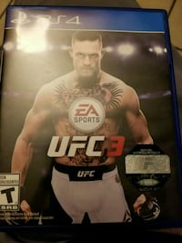 PS4 GAME (UFC 3) BRAND NEW Tucson, 85714
