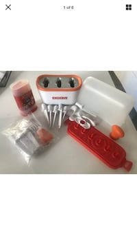 Zoku Quick Pop Maker, With Extras New York, 10021