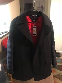 tommy hilfiger trench coat size large District Heights, 20747