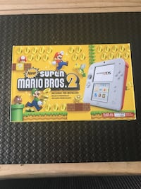 *Like New* NINTENDO 2DS - Super Mario Bros. 2 Edition Toronto, M1X 0A9