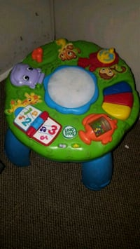 baby's green and blue activity table Laurens, 29360
