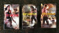 3 Books from Void City series by J. F. Lewis  Granger, 46530