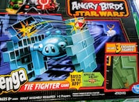 Angry Birds Star Wars Tie Fighter Jenga Game for family Wayzata, 55391
