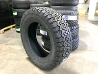 LT 285-65-20 BF Goodrich K02 Tires Prince George's County, 20746