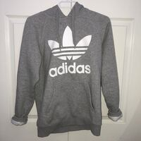 adidas hoodie/size small Vancouver, V5S 3A8