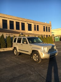 2008 Jeep Liberty New Castle
