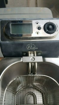 Wolfgang Puck Bistro collection deep fryer
