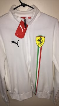 Ferrari jacket !!!!!!! New Santa Maria, 93458