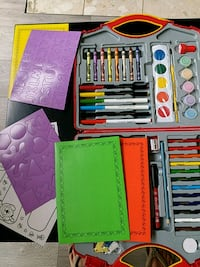 Crayola art box for children
