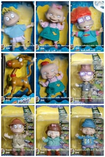 Rugrats collector's dolls - New in unopened boxes!