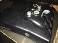 black Xbox 360 with controller Washington, 20024