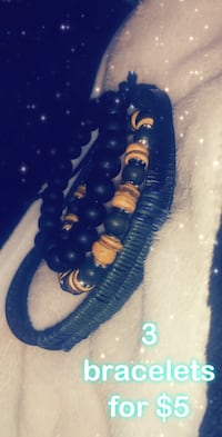 Beaded and weaved bracelets Conway, 72032