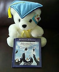 Graduation Teddy & Book Marcellus, 13108