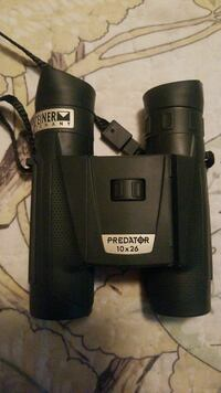 black and gray Predator binoculars Mississauga, L5A 3S2