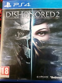 Dishonored 2 Ps4 Bahçelievler, 02290
