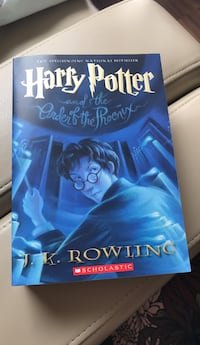 Harry Potter and the Goblet of Fire book Cleveland, 44114