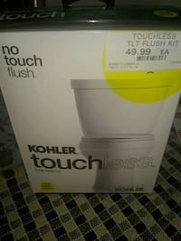 Kohler no touch flush San Pablo, 94806