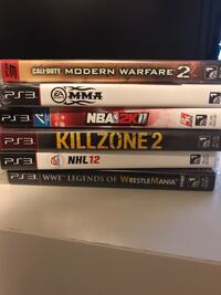 PS3 games Montreal, H8Z