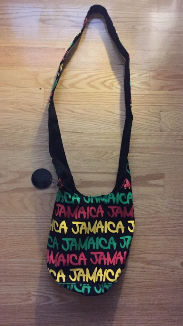 af6a845ddcb Used Jamaica souvenir shoulder bag for sale in Peachtree City - letgo